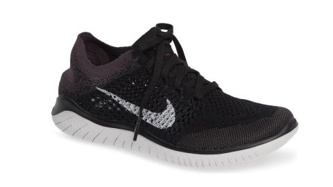 "<strong>Nike Free RN Flyknit 2018 Running Shoe ($99.96, originally $120;</strong><a href=""https://click.linksynergy.com/deeplink?id=Fr/49/7rhGg&mid=1237&u1=0416nordspringsale&murl=https%3A%2F%2Fshop.nordstrom.com%2Fs%2Fnike-free-rn-flyknit-2018-running-shoe-women%2F5289222%3Forigin%3Dcategory-personalizedsort%26breadcrumb%3DHome%252FSale%252FWomen%26color%3Dblack%252F%2520vast%2520grey%252F%2520gold"" target=""_blank"" target=""_blank""><strong> nordstrom.com</strong></a><strong>) </strong>"