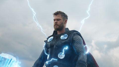 Chris Hemsworth in 'Avengers: Endgame'