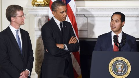 In May 2014, President Barack Obama announced plans to nominate Castro as the next secretary of Housing and Urban Development.