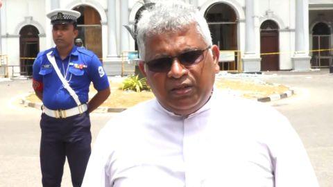 Father Jude Fernando Sri Lanka bombings