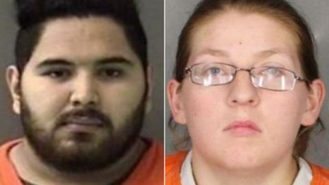 Christopher and Sarah Almaguer pleaded guilty in October.