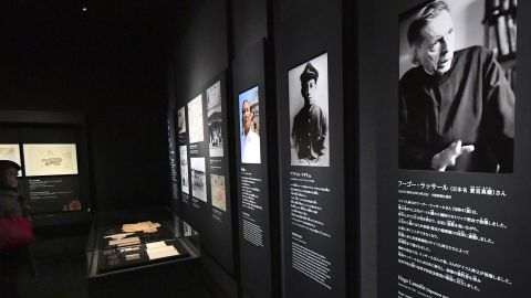 <strong>Room for reflection:</strong> The Hiroshima Peace Memorial Museum reopened on April 25, 2019, following an extensive two-year renovation. Click through gallery for more photos: