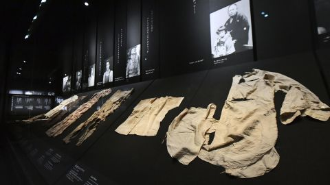 <strong>Personal impact</strong>: The restored space includes personal artifacts and clothing that belonged to bomb victims.