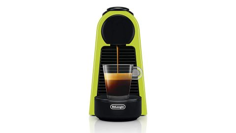 "<strong>Nespresso Essenza Mini Espresso Machine by De'Longhi in Lime ($134.99, originally $149; </strong><a href=""https://amzn.to/2ZAN6fO"" target=""_blank"" target=""_blank""><strong>amazon.com</strong></a><strong>)</strong>"