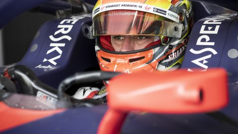 Dutch driver Robin Frijns claimed victory in Paris on the day his country celebrated its national King's Day. The Envision Virgin Racing man was the eighth different driver to win the eight races so far this season.