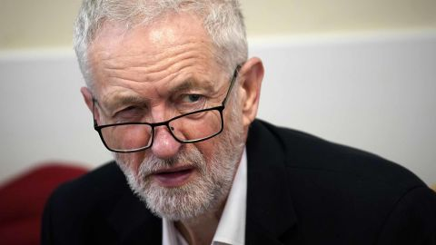 """Jeremy Corbyn described John A. Hobson's 1902 book """"Imperialism: A Study"""" as a """"great tome."""""""