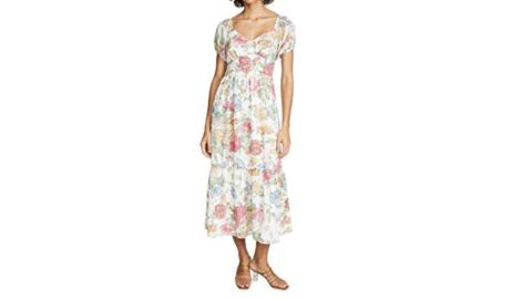 """<strong>WAYF Women's Tanya Ruffle Hem Maxi Dress ($108; </strong><a href=""""https://amzn.to/2Lk5vdQ"""" target=""""_blank"""" target=""""_blank""""><strong>amazon.com</strong></a><strong>)</strong><br />This gorgeous floral maxi dress will take mom from now through summer and beyond in style. She can even wear it to a Mother's Day brunch or dinner!<br /><br />"""