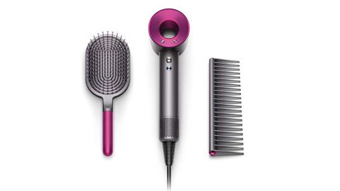 """<strong>Dyson Supersonic Hair Dryer ($399.99; </strong><a href=""""https://amzn.to/2XYjJ5t"""" target=""""_blank"""" target=""""_blank""""><strong>amazon.com</strong></a><strong>)</strong><br />This state of the art Dyson Supersonic Hair Dryer is the ultimate hair dryer and mom is sure to love using it to do her hair<br />"""