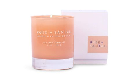 """<strong>Paddywax Candles Scented Candle 7-Ounce Rose + Santal ($26; </strong><a href=""""https://amzn.to/2XUvUjG"""" target=""""_blank"""" target=""""_blank""""><strong>amazon.com</strong></a><strong>)</strong><br />Candles are always a great go-to gift for moms and this gorgeous rose and santal scented candle is no exception<br />"""
