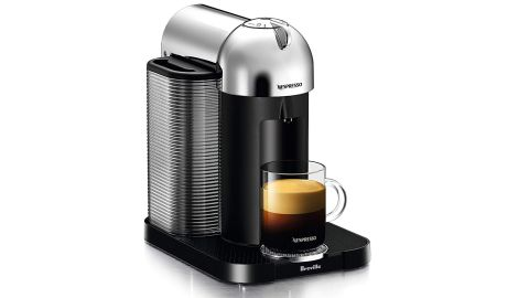"""<strong>Nespresso Vertuo Coffee and Espresso Machine by Breville ($150.38, originally 199.95; </strong><a href=""""https://amzn.to/2ZQdfaM"""" target=""""_blank"""" target=""""_blank""""><strong>amazon.com</strong></a><strong>)</strong><br />For the mom who's a coffee connoisseur, a Nespresso machine is the ultimate gift <br />"""