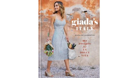 """<strong>Giada's Italy: My Recipes for La Dolce Vita ($19.26; </strong><a href=""""https://amzn.to/2DHIH1x"""" target=""""_blank"""" target=""""_blank""""><strong>amazon.com</strong></a><strong>)</strong><br />Give mom the gift of Italian recipes from the queen of Italian cooking herself, Giada De Laurentiis"""