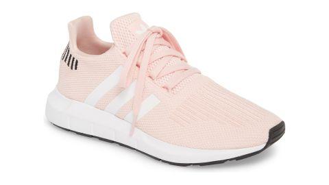 "Adidas Swift Run Sneaker ($85-$90; <a href=""https://click.linksynergy.com/deeplink?id=Fr/49/7rhGg&mid=1237&u1=0430giftsformom&murl=https%3A%2F%2Fshop.nordstrom.com%2Fs%2Fadidas-swift-run-sneaker-women%2F5312574"" target=""_blank"" target=""_blank"">nordstrom.com</a>)"