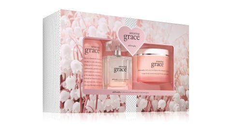 "Amazing Grace Eau de Parfum Set ($68; <a href=""https://click.linksynergy.com/deeplink?id=Fr/49/7rhGg&mid=1237&u1=0430giftsformom&murl=https%3A%2F%2Fshop.nordstrom.com%2Fs%2Fphilosophy-amazing-grace-eau-de-parfum-set-120-value%2F5291366"" target=""_blank"" target=""_blank"">nordstrom.com</a>)"
