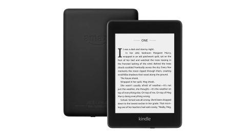 "Kindle Paperwhite ($129.99; <a href=""https://amzn.to/2XZnrM9"" target=""_blank"" target=""_blank"">amazon.com</a>)"