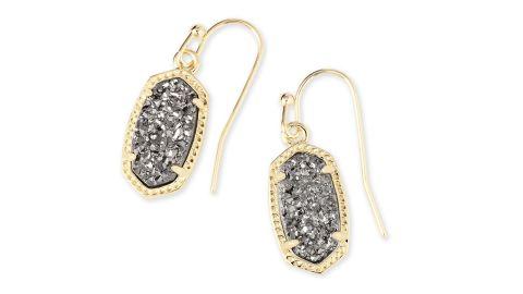 "Lee Small Drop Earrings ($60-$65; <a href=""https://click.linksynergy.com/deeplink?id=Fr/49/7rhGg&mid=1237&u1=0430giftsformom&murl=https%3A%2F%2Fshop.nordstrom.com%2Fs%2Fkendra-scott-lee-small-drop-earrings%2F4043562"" target=""_blank"" target=""_blank"">nordstrom.com</a>)"