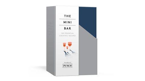"""The Mini Bar: 100 Essential Cocktail Recipes"" ($13.39; <a href=""https://amzn.to/2V9KIOH"" target=""_blank"" target=""_blank"">amazon.com</a>)"