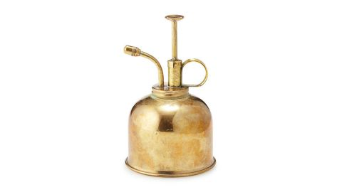 """Brass Succulent Mister ($30; <a href=""""https://www.uncommongoods.com/product/brass-succulent-mister"""" target=""""_blank"""" target=""""_blank"""">uncommongoods.com</a>)"""