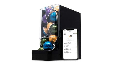 """Java K-Pod Container - Amazon Dash Replenishment Enabled ($49.99; <a href=""""https://amzn.to/2V82OjU"""" target=""""_blank"""" target=""""_blank"""">amazon.com</a>)<br />"""
