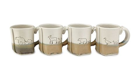 """Mother's Love Mugs ($38; <a href=""""https://www.uncommongoods.com/product/mothers-love-mugs"""" target=""""_blank"""" target=""""_blank"""">uncommongoods.com</a>)"""