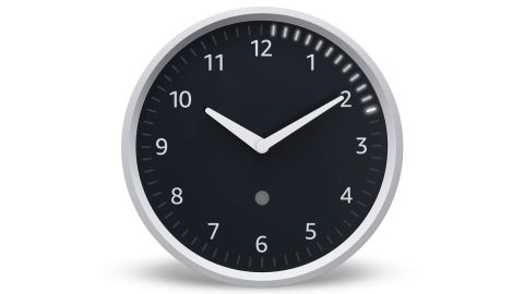 """<strong>Amazon's Echo Wall Clock provides you with a modern-looking clock that is an easy way to set Alexa timers. -- Echo Wall Clock ($29.99; </strong><a href=""""https://amzn.to/2PQvcS5"""" target=""""_blank"""" target=""""_blank""""><strong>amazon.com</strong></a><strong>)</strong>"""