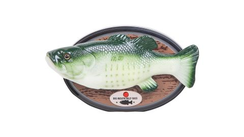"""<strong>Remember the Filet-O-Fish talking fish commercials? Well, this Big Mouth Billy Bass is Alexa-connected for extra fun. -- Big Mouth Billy Bass ($34.30, originally $39.99; </strong><a href=""""https://amzn.to/2Y8TPML"""" target=""""_blank"""" target=""""_blank""""><strong>amazon.com</strong></a><strong>)</strong>"""