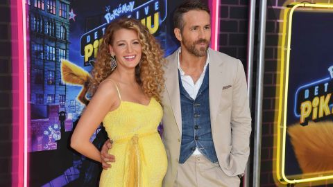 """Actors Blake Lively and Ryan Reynolds <a href=""""http://www.cnn.com/2019/05/03/entertainment/blake-lively-third-pregnancy/index.html"""" target=""""_blank"""">let the picture on a red carpet be worth a thousand words in May.</a> It will be the third child for the superstar couple who married in 2012."""