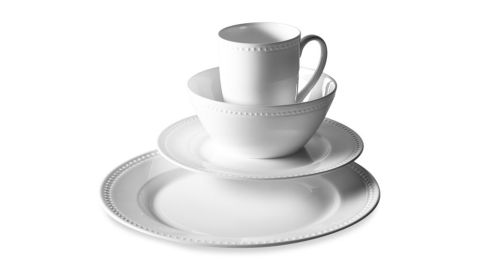 """<strong>Tabletops Unlimited Otella Bone China 16-Piece Dinnerware Set ($89.99; </strong><a href=""""https://www.bedbathandbeyond.com/store/product/tabletops-unlimited-reg-otella-bone-china-16-piece-dinnerware-set/1042366966?"""" target=""""_blank"""" target=""""_blank""""><strong>bedbathandbeyond.com</strong></a><strong>)</strong>"""
