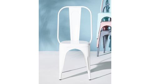 """<strong>Redsmith Dining Chair ($198; </strong><a href=""""http://redirect.viglink.com?key=cee264513ad8ef39d602f2ea49303f1a&type=bk&u=https%3A%2F%2Fwww.anthropologie.com%2Fshop%2Fredsmith-dining-chair3"""" target=""""_blank"""" target=""""_blank""""><strong>anthropologie.com</strong></a><strong>)</strong><br />"""