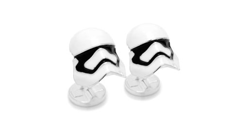 """<strong>Star Wars Stormtrooper Cufflinks ($135; </strong><a href=""""https://click.linksynergy.com/deeplink?id=Fr/49/7rhGg&mid=1237&u1=0503starwarsday&murl=https%3A%2F%2Fshop.nordstrom.com%2Fs%2Fcufflinks-inc-star-wars-stormtrooper-cuff-links%2F4501426%3Forigin%3Dkeywordsearch-personalizedsort%26breadcrumb%3DHome%252FAll%2520Results%26color%3Dwhite"""" target=""""_blank"""" target=""""_blank""""><strong>nordstrom.com</strong></a><strong>)</strong><br />"""
