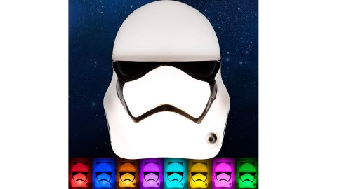"<strong>Star Wars Stormtrooper Night Light ($10.99, originally $12.99; </strong><a href=""https://amzn.to/2DODLI3"" target=""_blank"" target=""_blank""><strong>amazon.com</strong></a><strong>)</strong><br />"