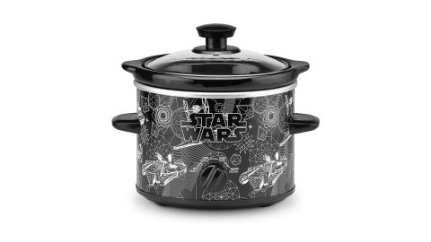 """<strong>Star Wars 2-Quart Slow Cooker ($11.42, originally $19.99; </strong><a href=""""https://amzn.to/2PNXYmi"""" target=""""_blank"""" target=""""_blank""""><strong>amazon.com</strong></a><strong>)</strong><br />"""