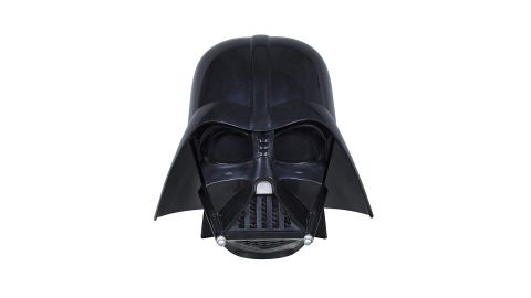 """<strong>Star Wars The Black Series Darth Vader Premium Electronic Helmet ($99.99; </strong><a href=""""https://amzn.to/2PMbzdI"""" target=""""_blank"""" target=""""_blank""""><strong>amazon.com</strong></a><strong>)</strong><br />"""