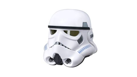 """<strong>Star Wars Imperial Stormtrooper Electronic Voice Changer Helmet ($117.87; </strong><a href=""""https://amzn.to/2Jf4ZLx"""" target=""""_blank"""" target=""""_blank""""><strong>amazon.com</strong></a><strong>)</strong><br />"""