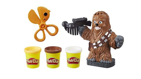 """<strong>Play-Doh Star Wars Chewbacca ($14.99; </strong><a href=""""https://amzn.to/2H1aQm3"""" target=""""_blank"""" target=""""_blank""""><strong>amazon.com</strong></a><strong>)</strong><br />"""