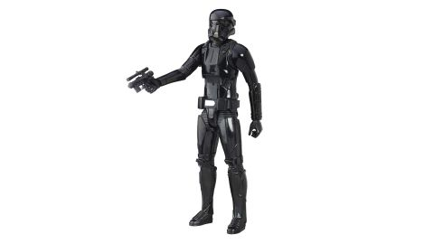 """<strong>Star Wars Rogue One 12-Inch Imperial Death Trooper Figure ($9.95, originally $10.99; </strong><a href=""""https://amzn.to/2DNgtCu"""" target=""""_blank"""" target=""""_blank""""><strong>amazon.com</strong></a><strong>)</strong><br />"""