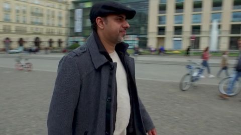 Saudi Arabia lawyer Damon PKG