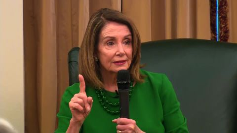 Nancy Pelosi 5-7-19