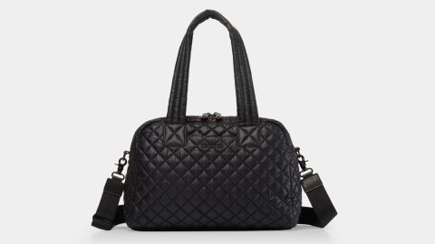 """<strong>MZ Wallace JJ Bag ($245; </strong><a href=""""https://www.mzwallace.com/shop/products/11710108/black-oxford-jj/19443.html?&cgid=best-sellers"""" target=""""_blank"""" target=""""_blank""""><strong>mzwallace.com</strong></a><strong>) </strong>"""