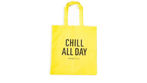 """<strong>Alala x Beekeeper's International Chill Tote ($15;</strong><a href=""""https://alalastyle.com/collections/alala-beekeepers-naturals/products/chill-tote"""" target=""""_blank"""" target=""""_blank""""><strong> alalastyle.com</strong></a><strong>) </strong>"""
