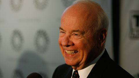 """LOS ANGELES, CA - SEPTEMBER 05:  Actor Tim Conway arrives at the Paley Center for Media and TV Land salute of """"The Bob Newhart Show"""" at the Paley Center for Media on September 5, 2007 in Los Angeles, California.  (Photo by Michael Buckner/Getty Images)"""