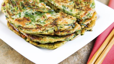 <strong>Taiwan:</strong> If it's not dumplings and fritters with soy milk, it's scallion pancakes.