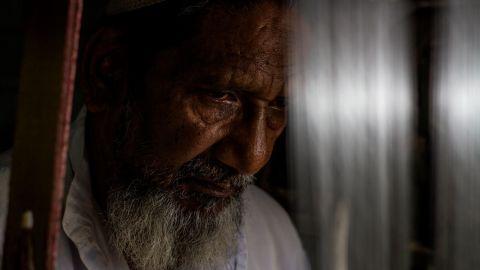 Hanif Babu said the silk weavers of Varanasi were hit hard by demonetization.