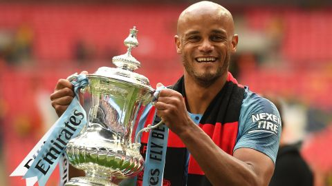 Vincent Kompany will leave Manchester City after 11 years at the club.