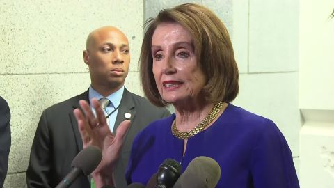 pelosi after house dems meeting 5/22