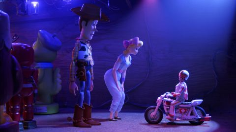 (June 21) --Your favorite gang of toys returns for  another adventure. The film follows Sheriff Woody (Tom Hanks( as he goes off on a quest to track down their newest friend, Forky the spork (Tony Hale). You'll also meet another new character, Duke Caboom, voiced by Keanu Reeves. With this being the final film of the nearly 25-year-old franchise, make sure to grab the Kleenex, you know it's going to be a tear jerker. <br />