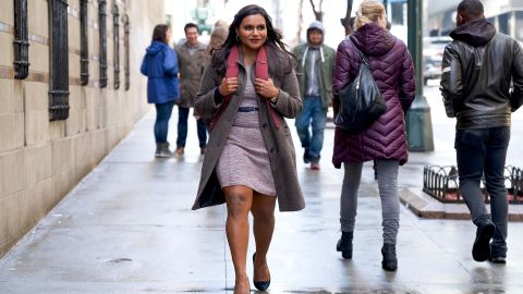 """(June 7) -- Mindy Kaling wrote, produced and co-stars in this comedy set around a late-night TV show and its imperious host, played by Emma Thompson. Kaling's character becomes the first woman on the writing staff, a """"diversity hire"""" as the long-running show struggles. The movie finally hits theaters after a reasonably well-received debut at the Sundance Film Festival in January."""