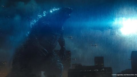"""(May 31) -- Going back to an early title as Warner Bros. builds its """"Monsterverse,"""" this latest movie features not only Godzilla but a number of other big names (literally), including Mothra, Rodan and King Ghidorah. The human actors include Vera Farmiga, Kyle Chandler and """"Stranger Things'"""" Millie Bobby Brown. Brought to life with computer effects instead of men in rubber suits, this is really the teaser for what should be the main event -- """"Godzilla vs. Kong,"""" which is scheduled for 2020."""