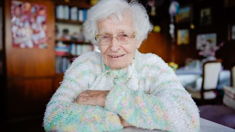 Lisel Heise, 100 years old, has been elected to her local town council in Germany.