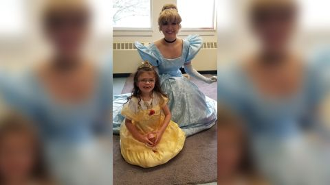 To celebrate the students' hard work, the school invited a princess who knows sign language to come speak to students this week.