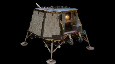 Orbit Beyond of Edison, New Jersey, will fly up to four payloads to a lava plain in one of the Moon's craters.
